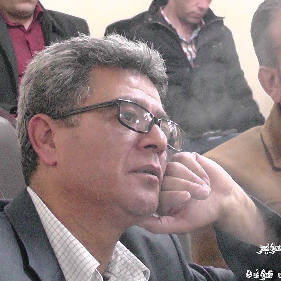 عمر قاسم أسعد